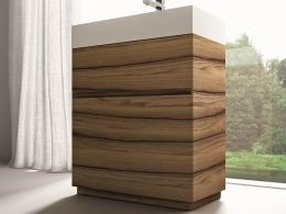 11 best images about mobili bagno on pinterest | ps, mobiles and evo - Mobile Lavabo Bagno A Terra