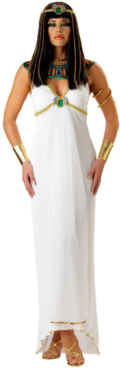 Egyptian Queen Costume - maybe. Have to find a dress i can take photos in. lol