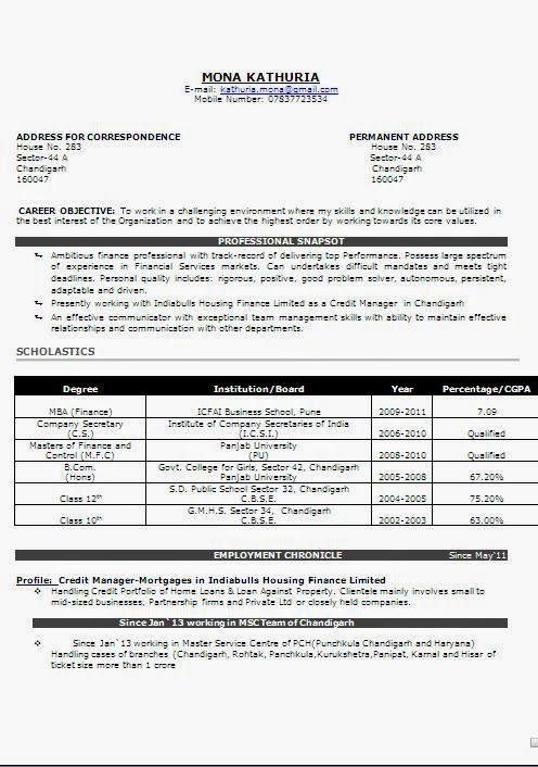28920 best Brainfood images on Pinterest Cv format, Resume - resume format for mba finance