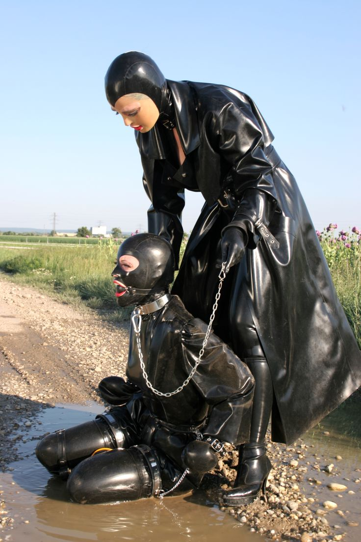 Was fetish heavy rubber which