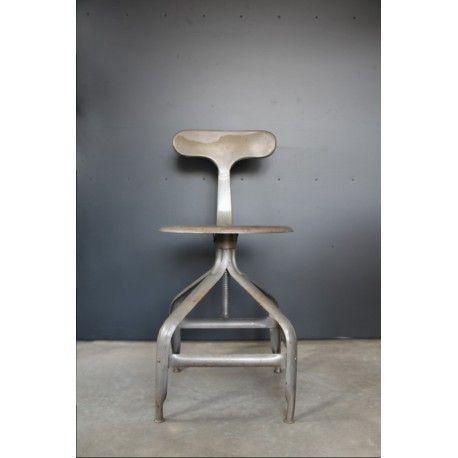 Franse stijl vintage barkruk,industriële bar stoel. Merk, nicolle stool
