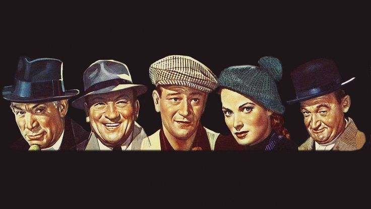 The supporting cast is a marvel, and the simmering chemistry between the frequently-paired Wayne and O'Hara finds full flower in The Quiet Man.