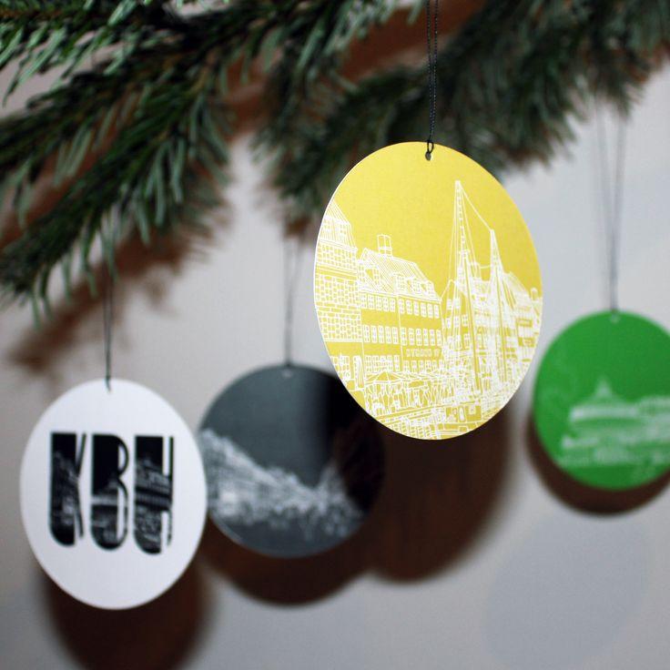 Copenhagen paper decorations