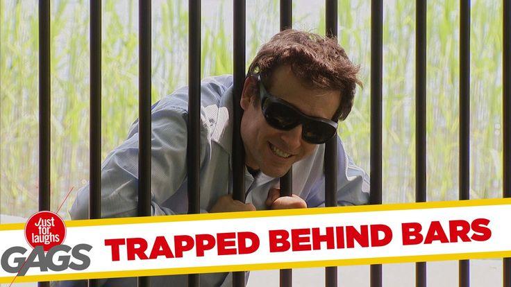 Blind Man Behind Bars Viral Videos Funny Pranks Behind Bars