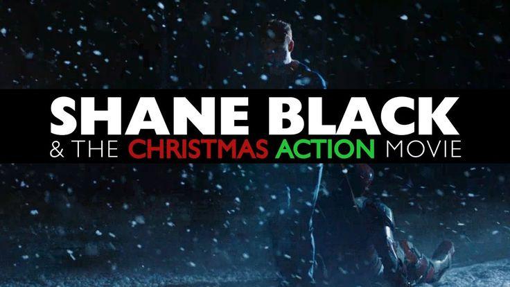 Shane Black & the Christmas Action Movie (video essay)
