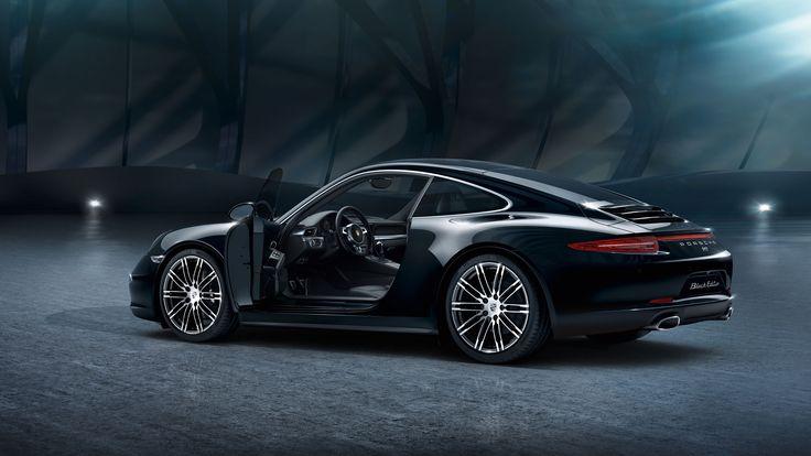 Porsche 911 Black Edition | Planet