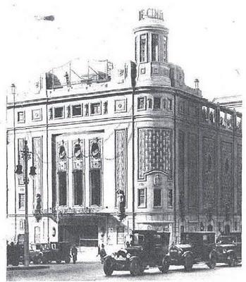 Cien años de Gran Vía: Los edificios de la Avenida Eduardo Dato - Tercera fase de la Gran Vía