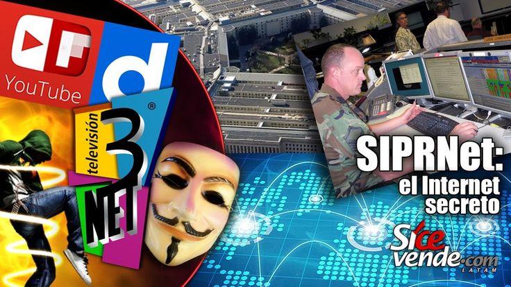 3Net • SIPRNet: el Internet secreto de Estados Unidos