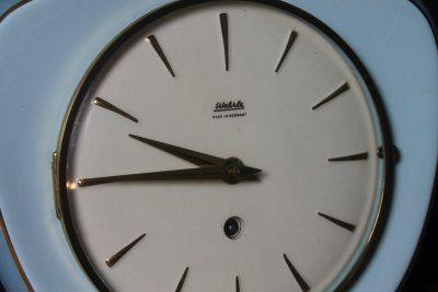 Wehrle Clock In retro style!