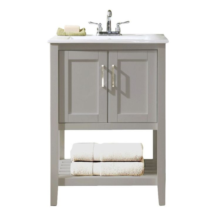 Vanity Size Master Bath 295 Wayfair Legion Furniture 24 Single Bathroom Vanity Set