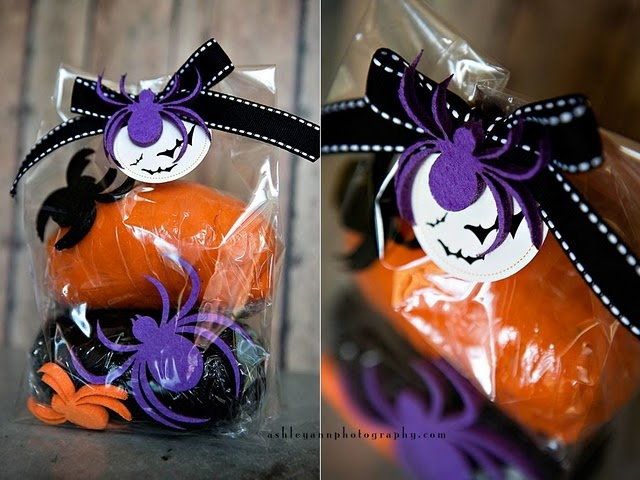 Cute for Halloween treats for friends.