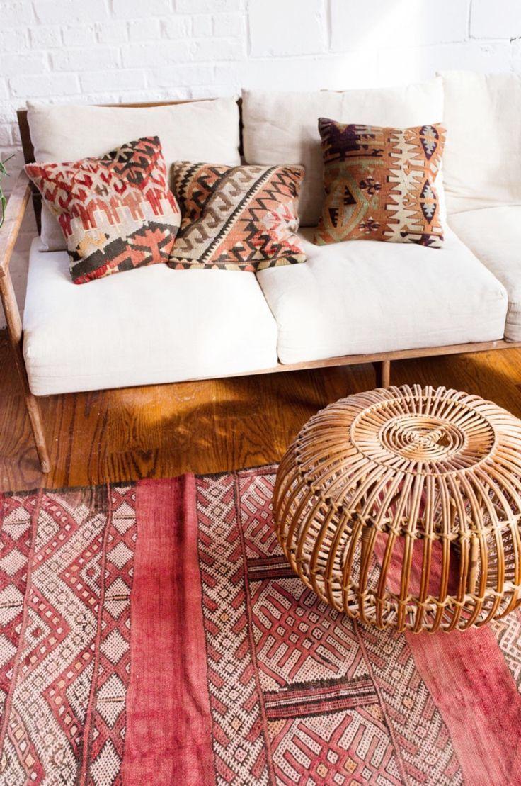 Vintage Moroccan Berber Rug | Loom & Field on Etsy