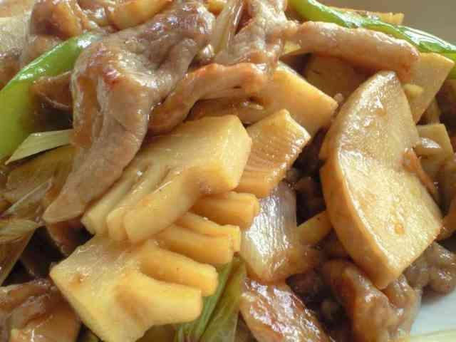 ✿筍と豚肉のオイスターソース炒め✿の画像