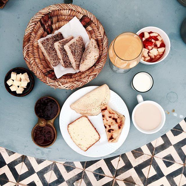Ftour...#marrakesh #breakfast #morning #healthy #food #love