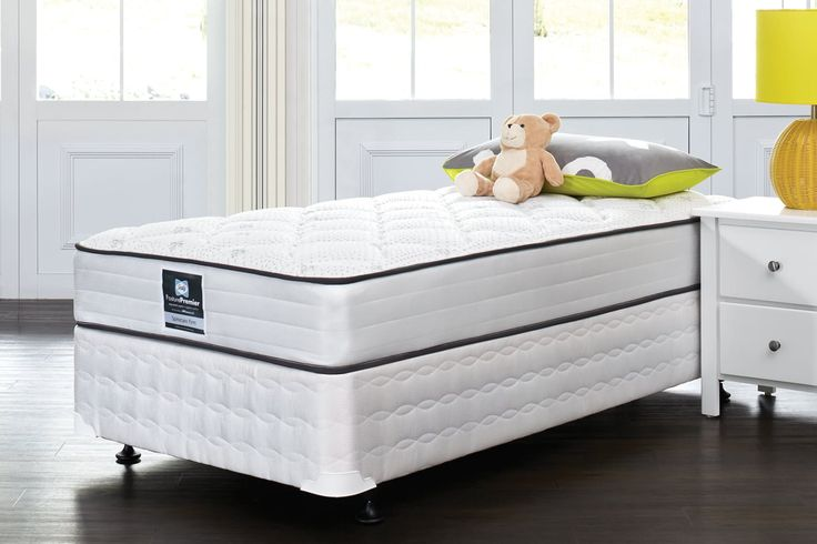 Spinecare Firm King Single Bed by Sealy