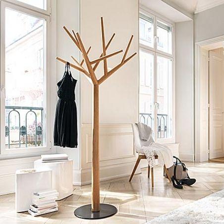 die 25+ besten kleiderständer baum ideen auf pinterest - Baum Interieur