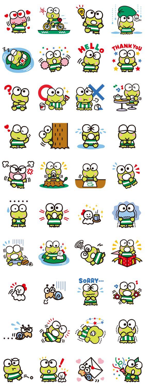 画像 - KEROKEROKEROPPI by Sanrio - Line.me
