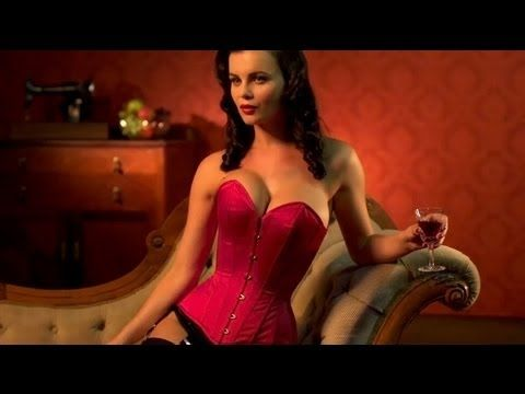 Sexy Lingerie & Corsetry Photo Shoot with Karl Taylor. - YouTube