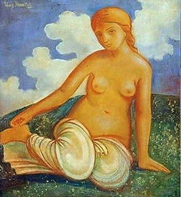 NudebyIlya Mashkov