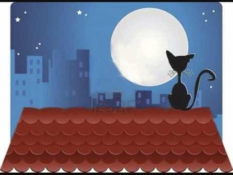 ▶ Cuento El Gato que quiso comerse la Luna - YouTube