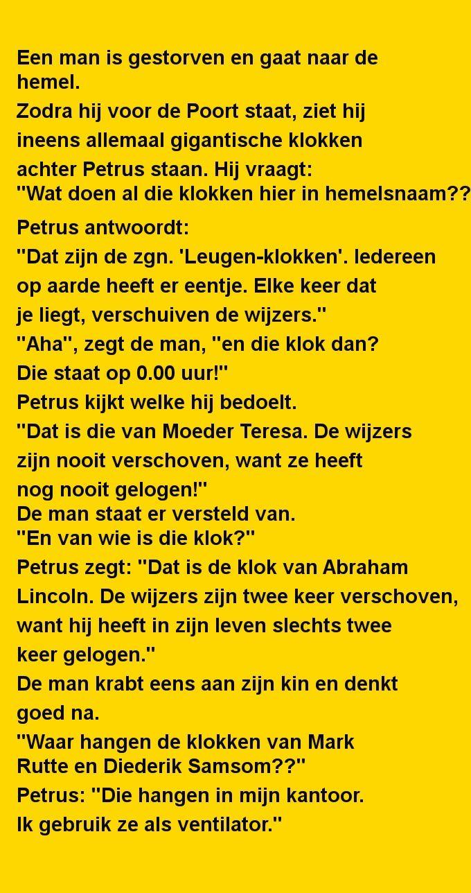Een man is gestorven - Zieer.nl