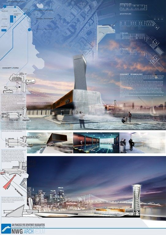 San Francisco Fire Department Headquarters International Architecture Competition