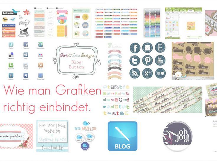 Copy Paste Love: Grafiken (zB. Social Icons) einbinden