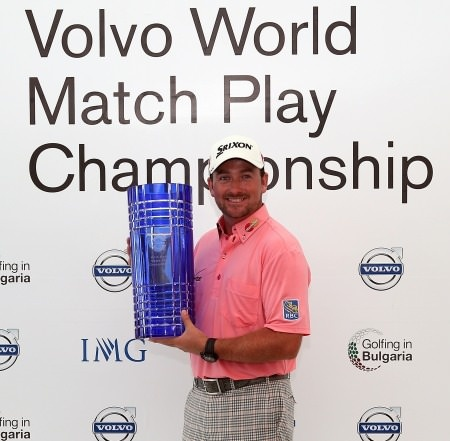 Irish Golf Desk - News - G-Mac the knife wins Volvo Match Play