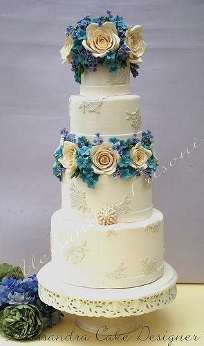wedding #Wedding Cake| http://wedding-reception-kariane.blogspot.com