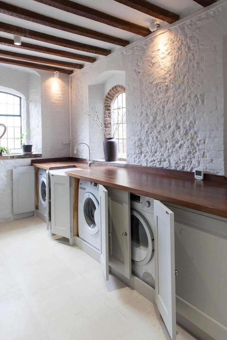 Storage for washing machine, tumble dryer | Anthony Edwards