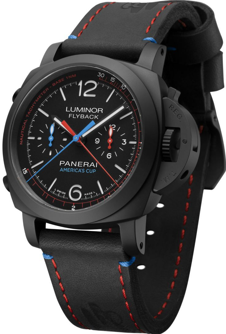 Panerai Luminor Limited Edition Watches For 35th America's Cup - gruen watch, sports watches for men, watch luxury *sponsored https://www.pinterest.com/watches_watch/ https://www.pinterest.com/explore/watch/ https://www.pinterest.com/watches_watch/invicta-watches/ http://www.evine.com/b/watches/invicta/