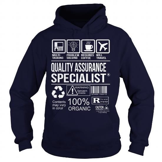 Awesome Tee For Quality Assurance Specialist T Shirts, Hoodies. Check price ==► https://www.sunfrog.com/LifeStyle/Awesome-Tee-For-Quality-Assurance-Specialist-Navy-Blue-Hoodie.html?41382