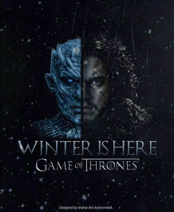 Game of Thrones season 5. Winter is here