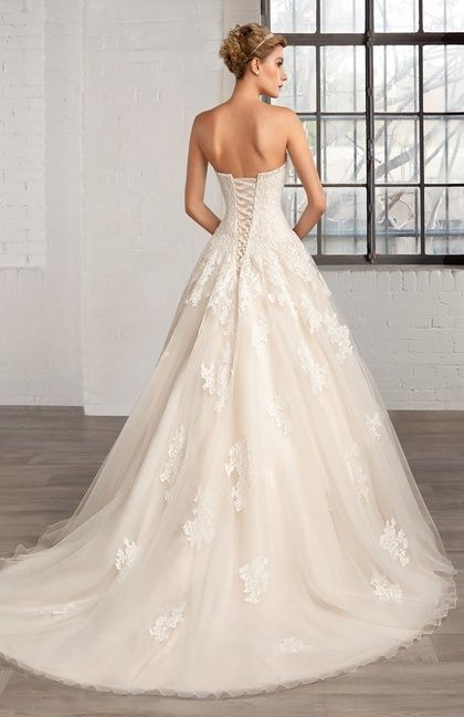 Robe de mariée Cosmobella 2016 Modèle 16COS-7761
