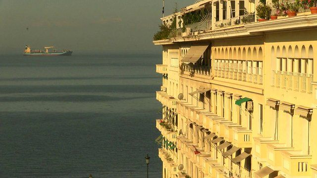 TRAVEL'IN GREECE I Informative introduction to #Thessaloniki, the second-largest city in #Greece with commentary from food journalist/TV personality David #Rosengarten.