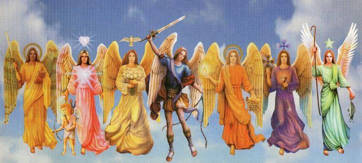 Ангельская помощь людям. – Возрождение души для новой жизни