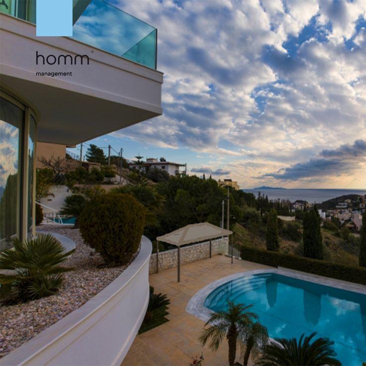 #villa #pool #seaview #saronida #anavyssos #resort #travel #travelgreece #visitgreece #airbnb #airbnbhomes #superhost #homm #athens #greece