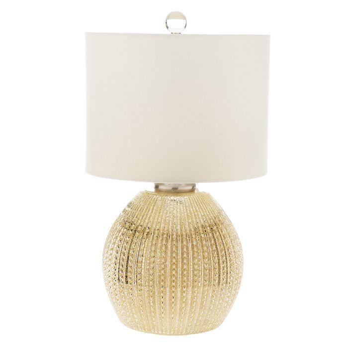 Bubbled Mercury Glass Lamp Mercury Glass Lamp Glass Lamp Lamp
