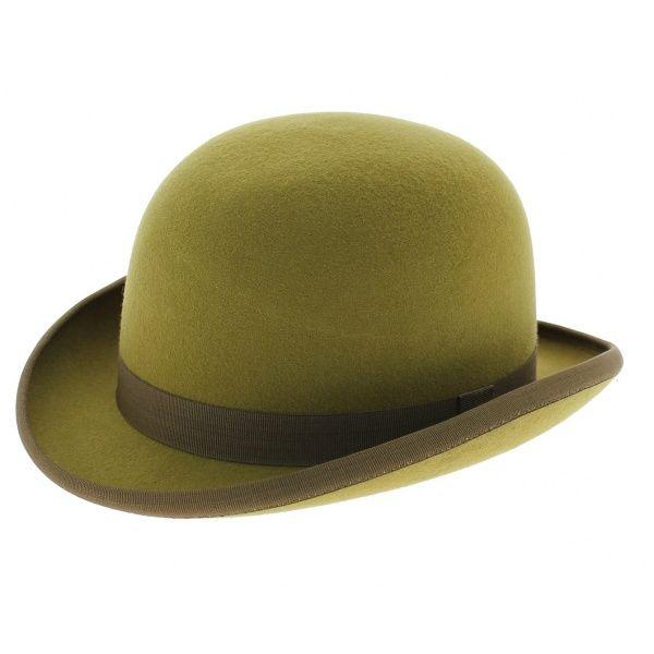 chapeau melon nefle feutre laine achat et vente chapeau melon chapeau bowler chapeau d. Black Bedroom Furniture Sets. Home Design Ideas