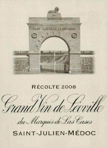 2008 Leoville Las Cases, Bordeaux 750 mL    http://www.buybestwine.com/2008-leoville-las-cases-bordeaux-750-ml/