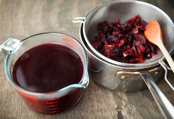 чай из гибискуса рецепт лимонада | использовать реальное масло