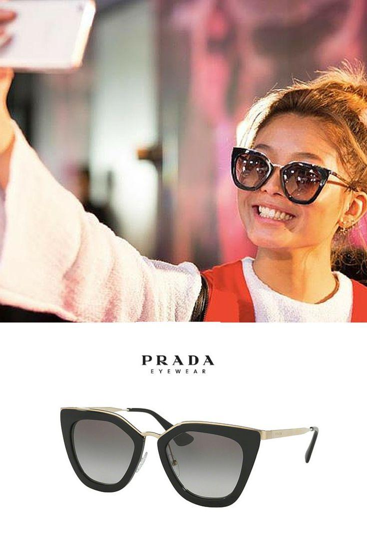 Directly from #Australian #FashionWeek: amazing style with Prada PR53SS CINEMA Evolution #sunglasses. Pic: @_yanyanchan http://www.visiondirect.com.au/designer-sunglasses/Prada/Prada-PR53SS-CINEMA-EVOLUTION-1AB0A7-312404.html
