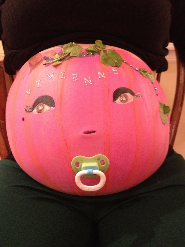 halloween tummy paintings