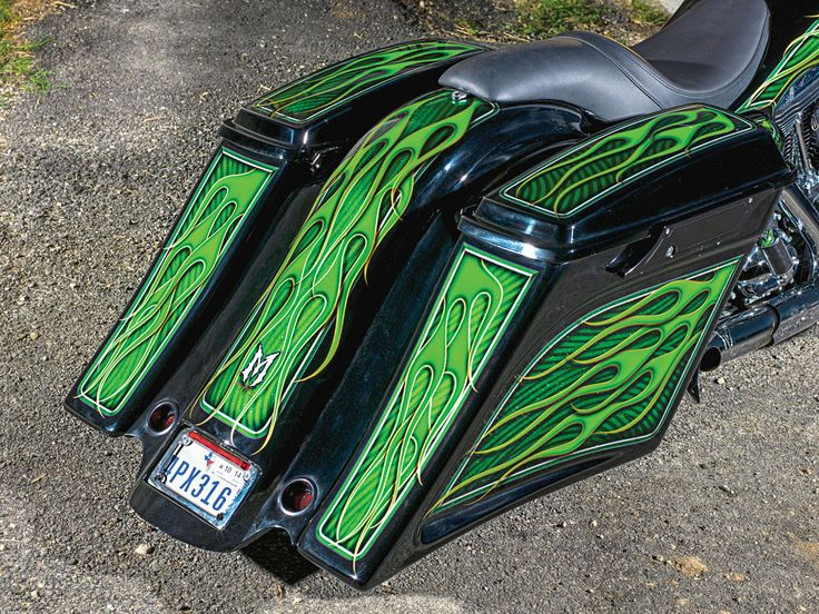 Paul Tracy/Black Label Baggers Bags