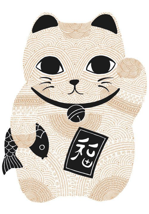 Lucky Cat Gold | scouteditions