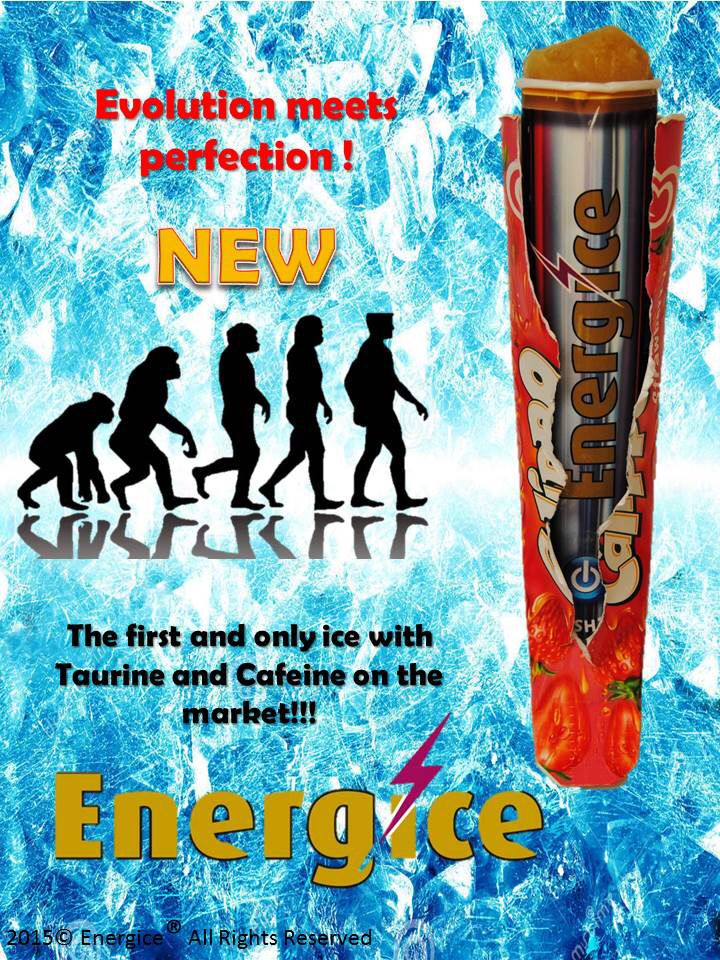 You can't stop evolution #energice