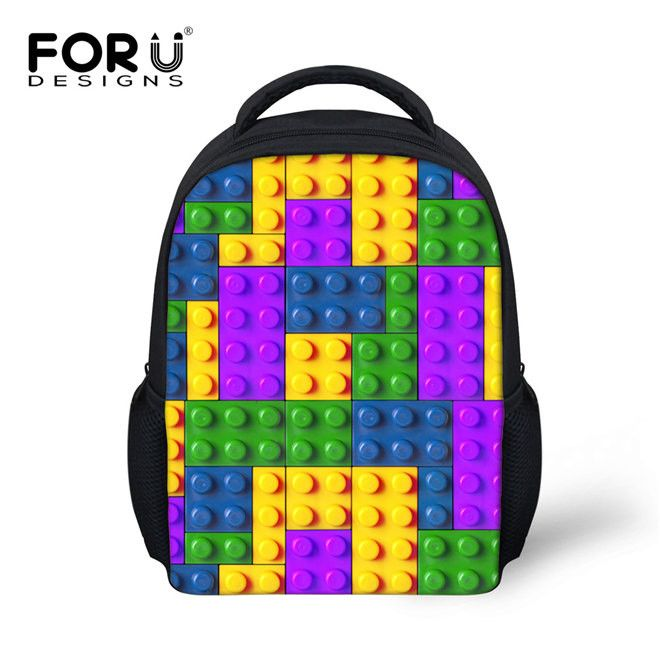 rainbow backpack children school bags colorful mini shoulder bags for kindergarten baby mochila escolar kids book bag for girls