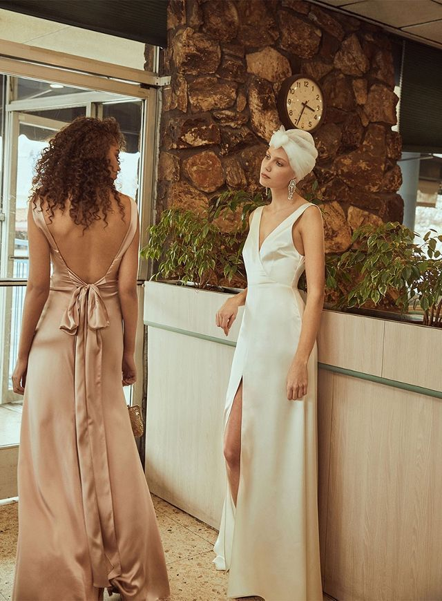 f1ede97943e Reformation Just Launched the Dreamiest New Wedding Dresses