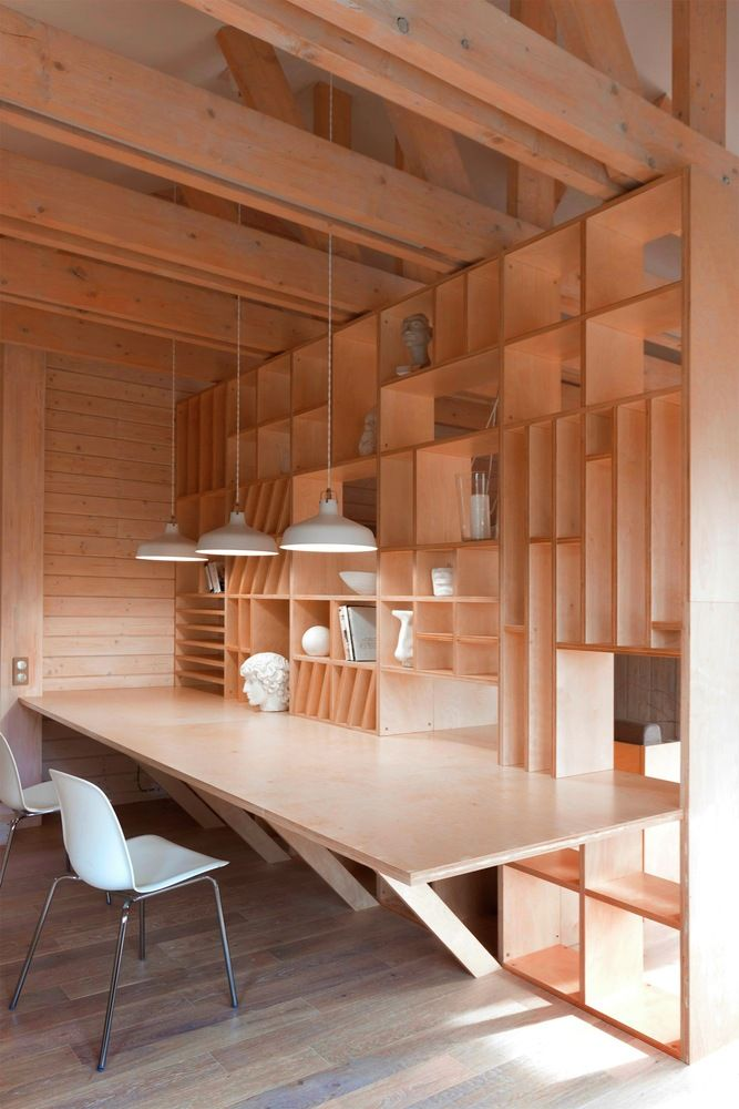 Architect's Workshop / Ruetemple