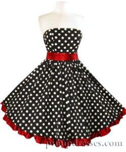 polka dot dress that I want!!!